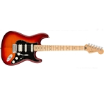 Fender 0144562531 Player Stratocaster HSS Plus Top, Maple Fingerboard, Aged Cherry Burst