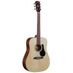 Alvarez RD26 Regent Series Dreadnought w/gigbag Natural