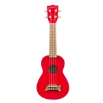 Kala MKSDCAR Candy Apple Red Soprano Uke