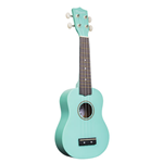 Amahi PGUKLB Light Blue Penguin Soprano Ukulele