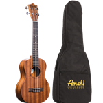 UK210T Amahi Mahogany Tenor w/bag