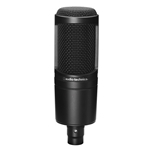 Audio Technica  AT2020 Side Address Condenser Mic