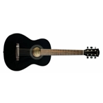 096300106 Fender MA-1 Matte Black 3/4 Guitar
