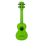KASWFGN Kala Waterman Green Apple Ukuele
