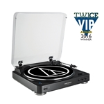 ATLP60BKBT Audio Technica LP60BK Blue Tooth Turntable
