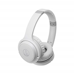 Audio Technica  Audio-Technica ATH-S200BTWH Wireless On-Ear