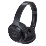 Audio Technica  Audio-Technica ATH-S200BTBK Wireless On-Ear