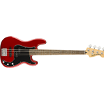 0376800509 Squier Vintage Mod P Bass Candy Apple Red