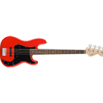 Squier Affinity PJ Bass Race Red