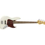 0376600505 Squier Vintage Mod Jazz Bass Olym White