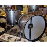 MYD4FBS Mapex 4pc MyDentity Black Sparkle Fade