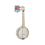 Gold Tone LGD Little Gem Banjo Uke Clear w/bag