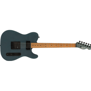 Squier 0371225568 Contemporary Telecaster RH, Roasted Maple Fingerboard, Gunmetal Metallic