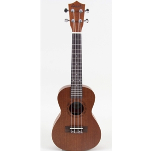UK210C Amahi Mahogany Concert w/bag