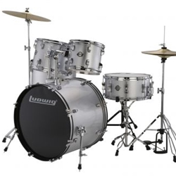 LC1258 Ludwig Accent CS White