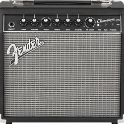 2330200000 Fender Champion 20 Amp