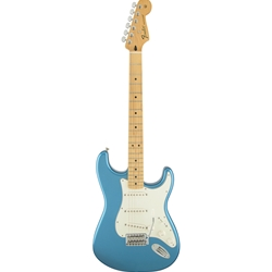 0144603502 Fender Standard Stratocaster Lake Placid Blue