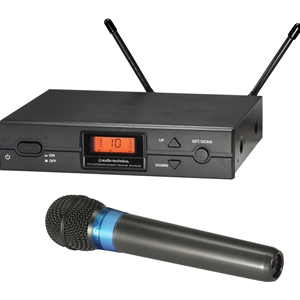 Audio Technica  ATW2120 UHF Handheld Wireless