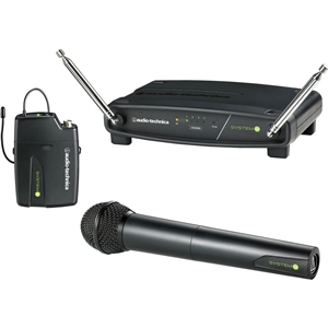 ATW902 Audio Technica System 9 Hand Held Wireless