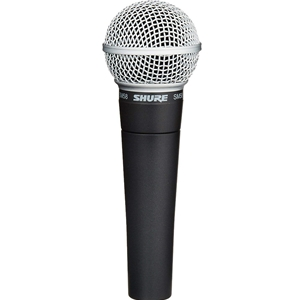 Shure SM58LC Mic