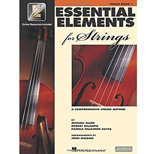 EE Strings Violin Bk 1