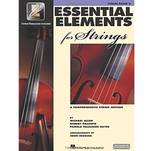 EE Strings Violin Bk 2