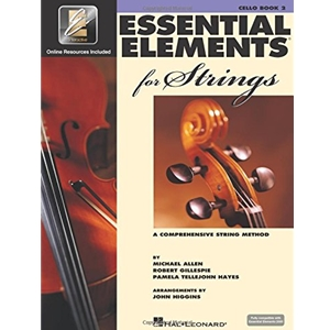EE Strings Cello Bk 2