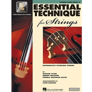 EE Strings Bass Bk 3