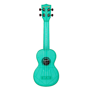 KASWFBL Kala Waterman Blue Raspberry Ukuele