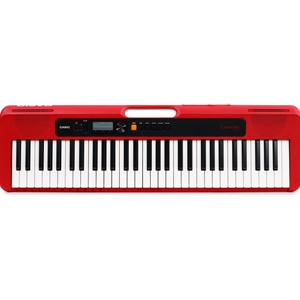 CTS200RD Casio CTS200 Keyboard Red
